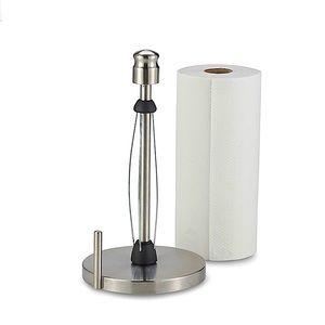 Heavy Duty Paper Towel Holder - Stainless Steel